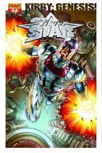 Kirby: Genesis - Silver Star #7 (2012)