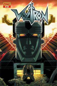 Voltron #6 (2012)