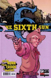 The Sixth Gun #23 (2012)