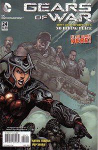 Gears of War #24 (2012)