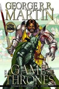George R. R. Martin's A Game of Thrones #9 (2012)