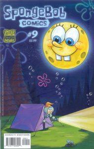 SpongeBob Comics #9 (2012)