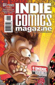 Indie Comics Magazine #5 (2012)