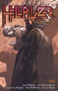 John Constantine, Hellblazer #3 (2012)