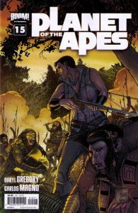 Planet of the Apes #15 (2012)