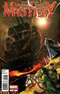 Journey into Mystery #640 (2012)