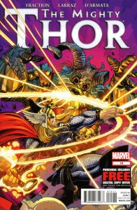 The Mighty Thor #15 (2012)