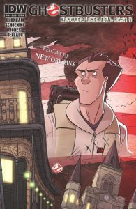 Ghostbusters #10 (2012)