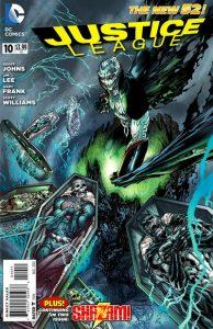 Justice League #10 (2012)