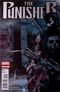 The Punisher #12 (2012)