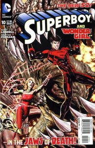 Superboy #10 (2012)