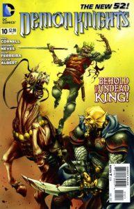 Demon Knights #10 (2012)