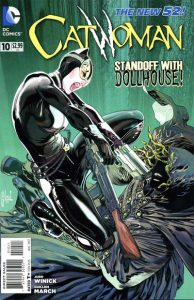 Catwoman #10 (2012)