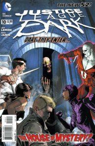 Justice League Dark #10 (2012)