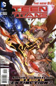 Teen Titans #10 (2012)