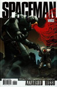 Spaceman #7 (2012)