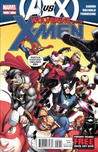 Wolverine and the X-Men #12 (2012)
