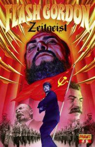 Flash Gordon: Zeitgeist #8 (2012)