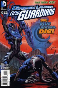 Green Lantern: New Guardians #10 (2012)