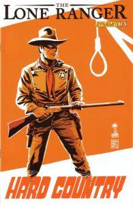 The Lone Ranger #6 (2012)