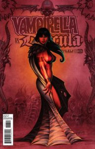 Vampirella vs. Dracula #6 (2012)