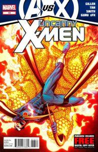 Uncanny X-Men #13 (2012)