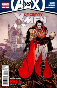 Uncanny X-Men #14 (2012)