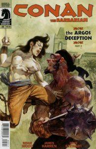 Conan the Barbarian #5 [92] (2012)