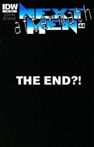 Next Men: Aftermath #44 (2012)