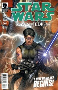 Star Wars: Dawn of the Jedi - Force Storm #5 (2012)