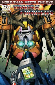 The Transformers: More Than Meets the Eye #6 (2012)