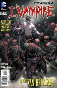 I, Vampire #10 (2012)