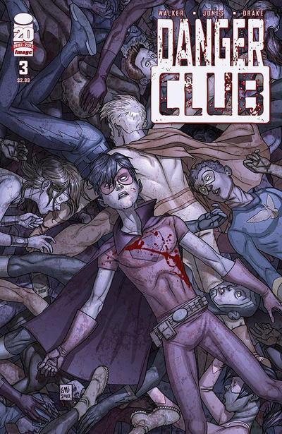 Danger Club #3 (2012)