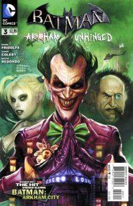 Batman: Arkham Unhinged #3 (2012)