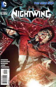 Nightwing #10 (2012)
