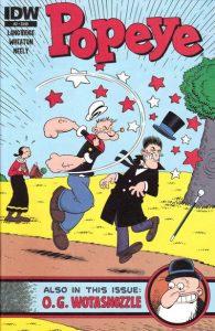 Popeye #2 (2012)
