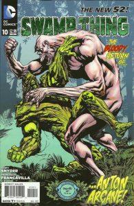 Swamp Thing #10 (2012)