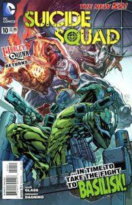 Suicide Squad #10 (2012)