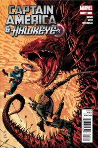 Captain America and Hawkeye #632 (2012)