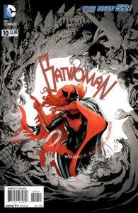 Batwoman #10 (2012)