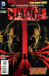 DC Universe Presents #10 (2012)