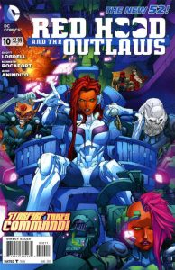 Red Hood and the Outlaws #10 (2012)