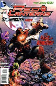 Red Lanterns #10 (2012)