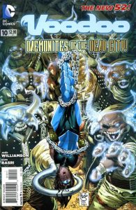 Voodoo #10 (2012)