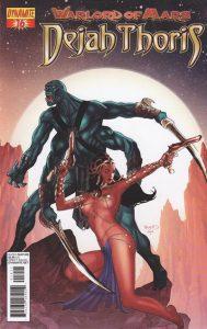 Warlord of Mars: Dejah Thoris #16 (2012)