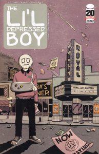 The Li'l Depressed Boy #14 (2012)