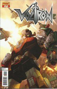 Voltron #7 (2012)