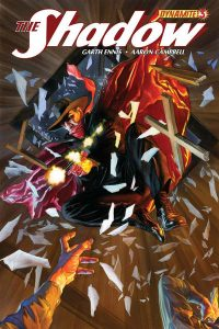 The Shadow #3 (2012)