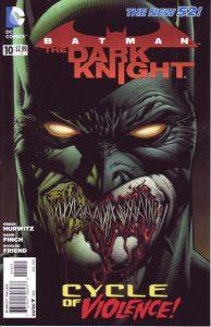 Batman: The Dark Knight #10 (2012)