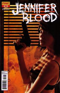 Jennifer Blood #16 (2012)